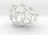 0641 Fullerene c44-13 c2v 3d printed