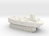 WWII Japanese Ka-Tsu tank 1/100 without torpedos 3d printed