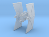 UGLY ATST MINER TIE FIGHTER 3d printed