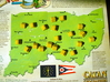 Gold Bars for Catan Indiana & Ohio Scenario 3d printed All 20 gold, in Indiana and Ohio.