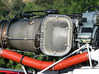 1/5 scale LAMA Turbine Inletcone 3d printed Add a caption...