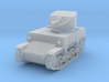 PV166E T13 B3 Tank Destroyer (1/72) 3d printed