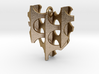 Woven-Heart-01 3d printed