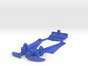 1/32 Scalextric AMG Mercedes GT3 Chassis NSR pod 3d printed