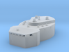 1/200 DKM Scharnhorst-fire control post fore 3d printed