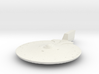 Federation Abbe class Upper Hull 1/1000 scale part 3d printed