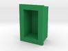 Darth Vader Belt Boxes Green light Lens 3d printed