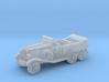 German Mercedes G4 Staffcar 1/120 TT 3d printed