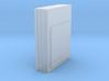 2550 radiator cover 3d printed