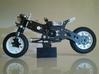 BP 8 rear wheel for Venom mount 3d printed