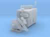 1/64th diesel electric generator booster pump 3d printed