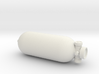 1/6 Scale Compressed Air Tank / 1953 Everest Exped 3d printed