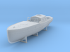 1/72 DKM 11m Admiral's Gig 3d printed