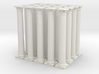 20 Doric Columns 45mm high  3d printed