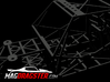 MagDragster [MD-Golf01] RC Car / MagRacing Car 3d printed Tube Chassis Artwork :-)
