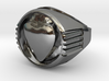 deep in the heart extrude ring 3d printed