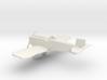 Junkers D.I (short fuselage) 3d printed 1:144 Junkers D.I in WSF
