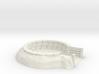sandbag emplacement scale 1/56 (28mm) 3d printed