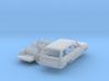 Opel Kadett Caravan (TT 1:120) 3d printed