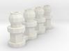 losi jrx2 shock mount 3d printed