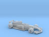 F1 2018 car 1/68 3d printed