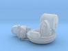 Storm Thunder-Rifle Rhinoceros Weapon 3d printed