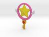 Star Key (clean key version) 3d printed