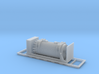 Nuclear Shipping Cask - Nscale 3d printed