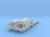 SET 2x Renault Trafic (N 1:160) 3d printed