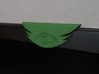Tribal Eye Webcam Cover (5.7 mm) 3d printed A closer view.