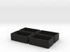 9mm x 16mm Soberton / CUI Speaker Enclosure (4X) 3d printed