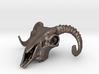 Ram Skull Pendant 3d printed