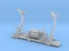 1/48 scale Coast Guard  Launch Davit Set 3d printed
