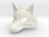 Kitsune Mask - Ishi 3d printed