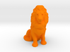 1/24 Male Lion Sitting Pose 3d printed