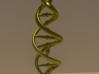 DNA Necklace 3d printed