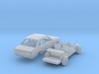 Opel Kadett 2 door saloon (British N 1:148) 3d printed