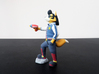 Fox McCloud + Space Dandy 3d printed
