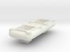 Tunnel Ram top deck (Dual Carburetor). 3d printed