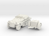 sdkfz 252 scale 1/100 3d printed