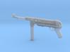 MP40 1/4th Scale      DDのMP40 3d printed