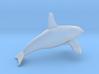 Orca Bull Male N scale 3d printed