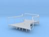 1/96 IJN KageroPlatform Signal Deck 3d printed