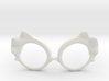 Wave Glasses 3d printed