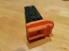 M&P 9/40 Magazine Base Plate with MantisX Mount 3d printed