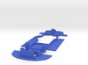 1/32 SCX Renault RS01 Chassis for Slot.it pod 3d printed