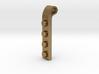 Brick Pendant (Stainless steel version) 3d printed
