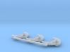 Voidrunner frigate x3 3d printed
