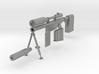 1/3rd scale Yoko Ritona Sniper Rifle  3d printed