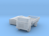 W50 kurz Pritsche NVA / short flatbed Military 3d printed